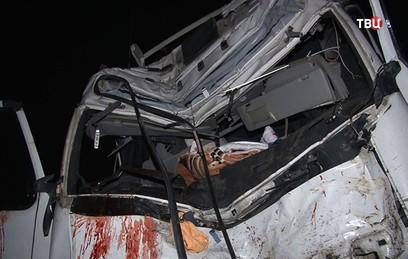 Виновник ДТП с пятью погибшими на Урале был пьян