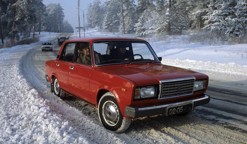 Эксперты назвали любимый автомобиль россиян