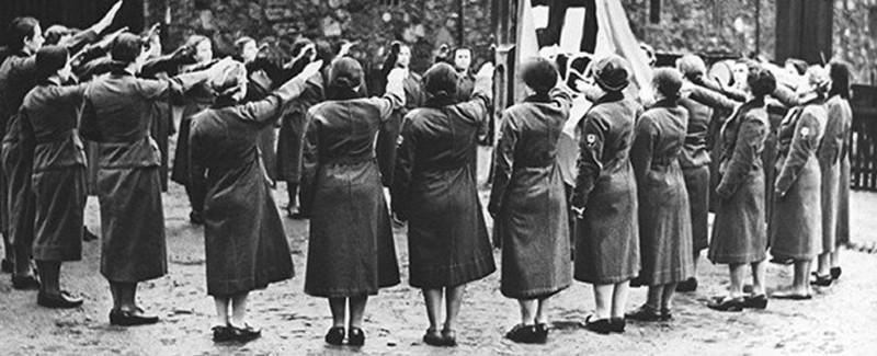 Женщины Третьего рейха гитлер, женщины, преступления, рейх