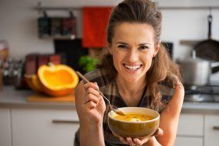 Еда вхолода. Какие продукты нужны поздней осенью