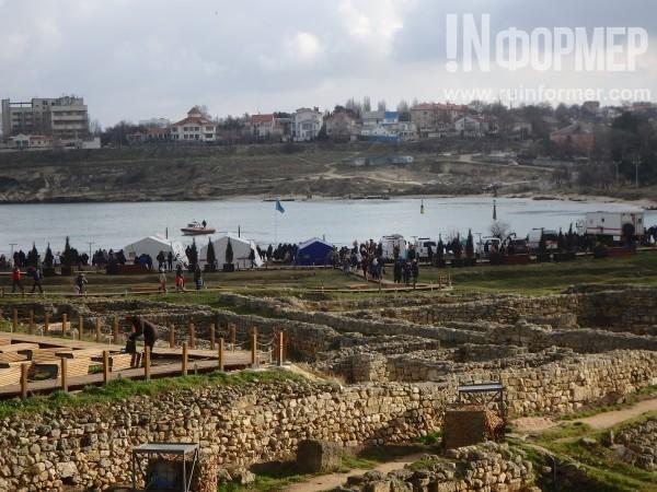 Севастополь отмечает Крещени…