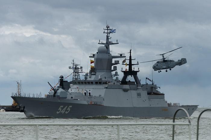 ВМФ России ожидает глобальное обновление в 2017 году