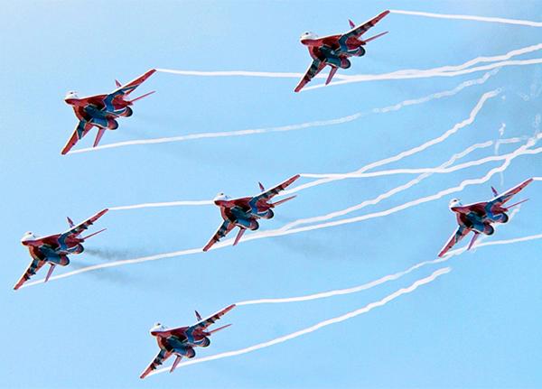 Россия представит более 220 образцов военной продукции на Airshow China