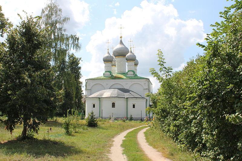 солотчинский монастырь картинки