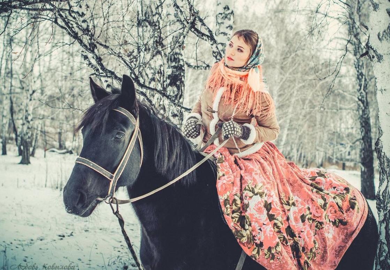 Славянские девушки красивые и восхитительные