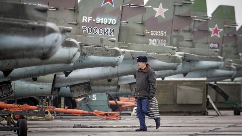 El País: у России больше причин чувствовать себя в опасности, чем у ЕС