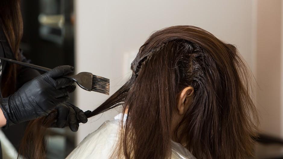 Химики создали безопасную краску для волос