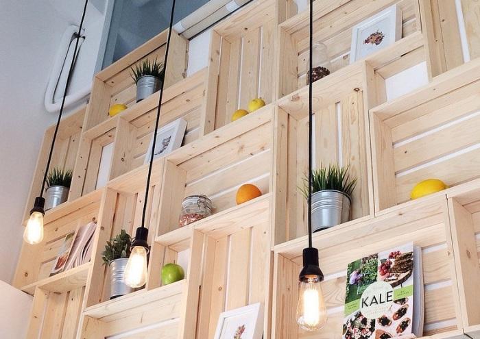 Ящик на стену