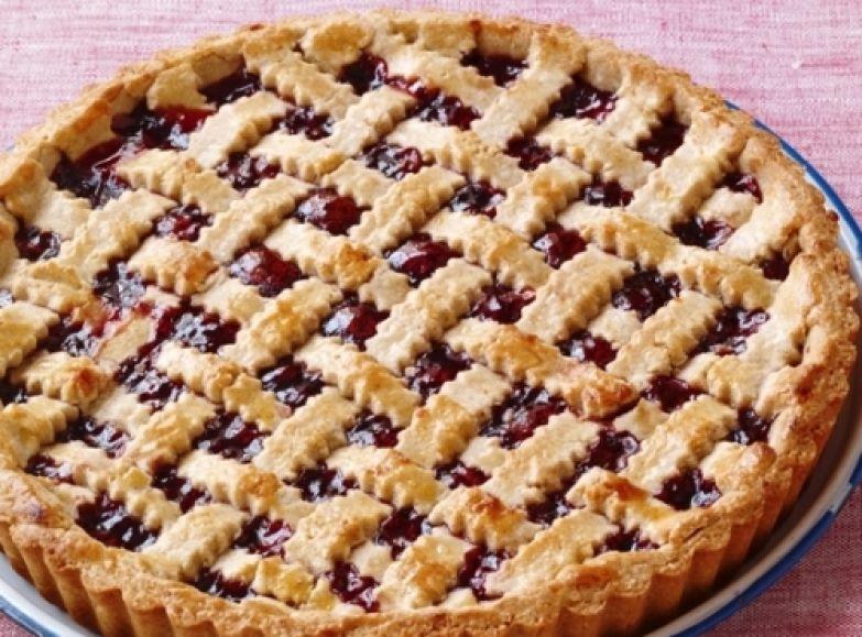 Пирог с джемом рецепт