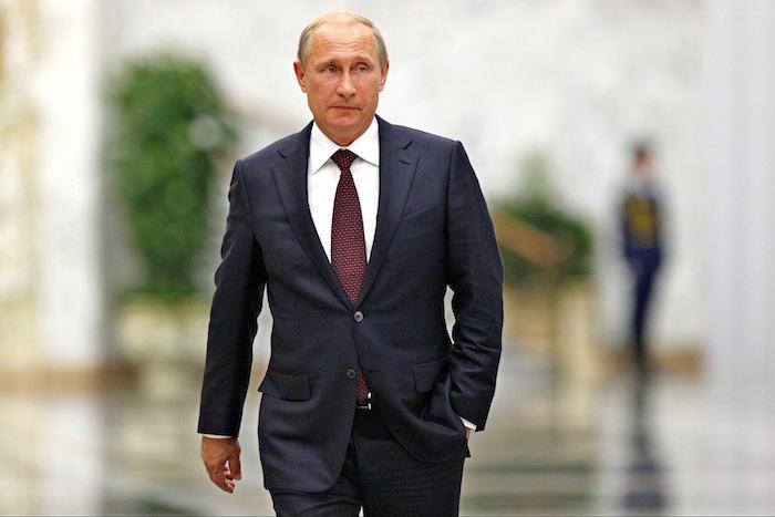 Путин принял в Кремле президента Италии