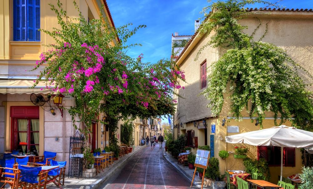 7 «мифических» мест в Греции…