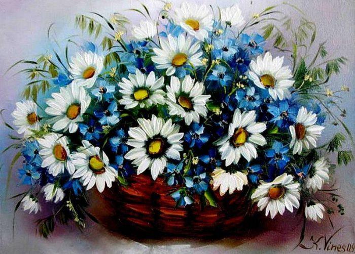 художник Екатерина Сенив картины – 25