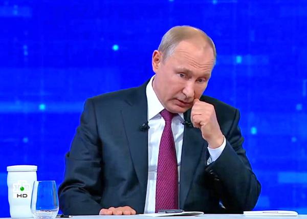 Пикейные жилеты могут сколько угодно мне говорить, что Путин договаривается с Западом, чтобы