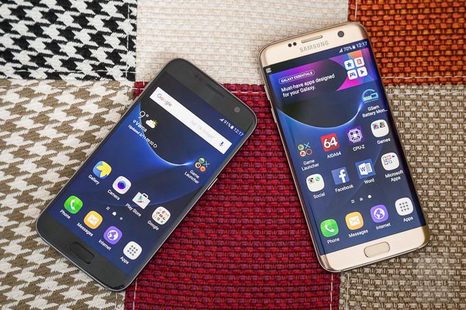 Бета-версия Android 7.0 Nougat для Samsung Galaxy S7 и S7 Edge появится 9 ноября