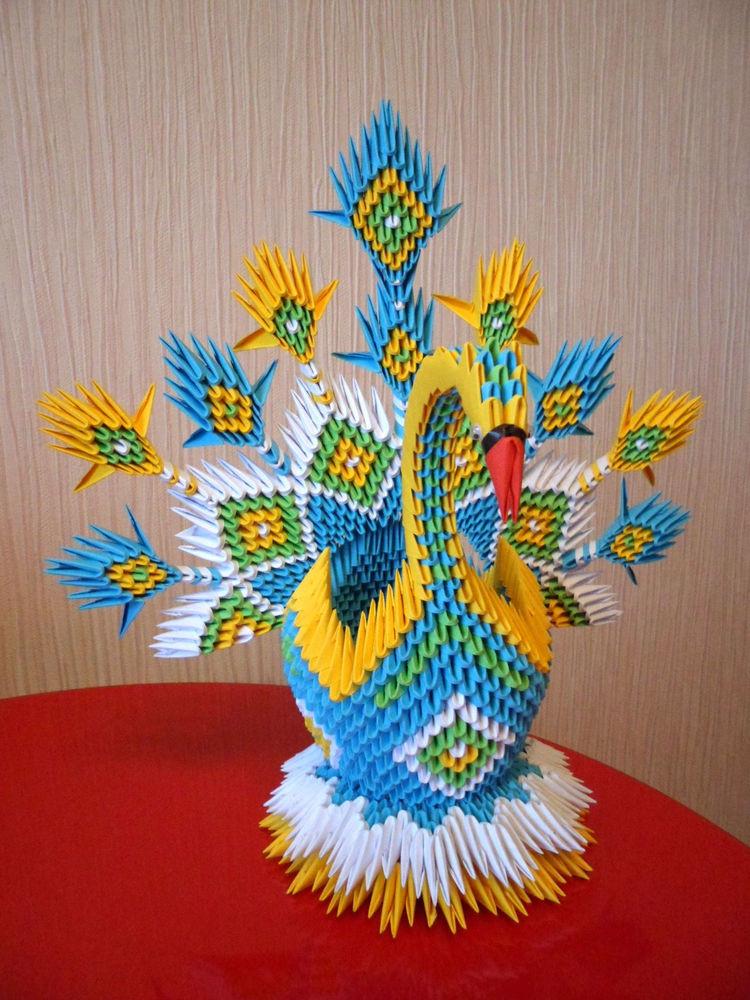 Модульное оригами все работы