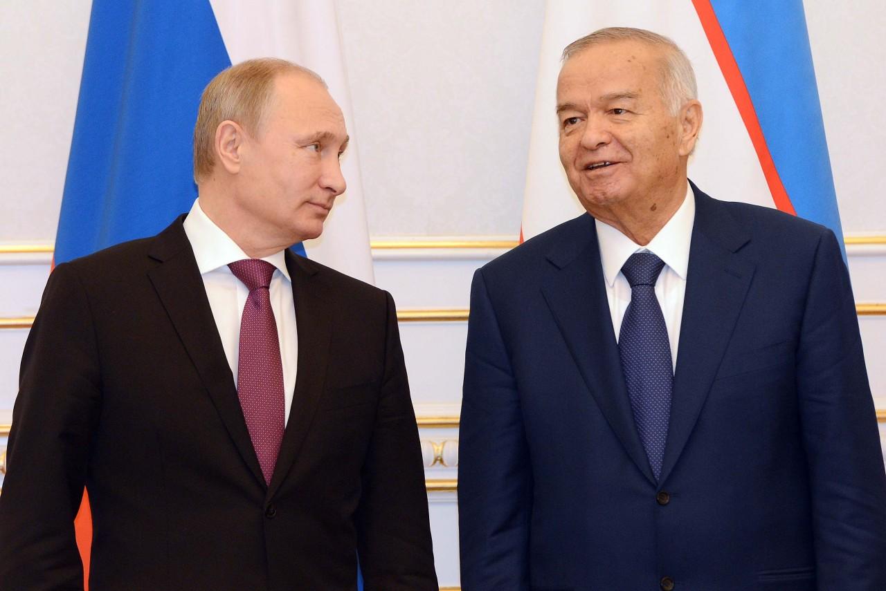 Власти России рассказали о помощи президенту Узбекистана