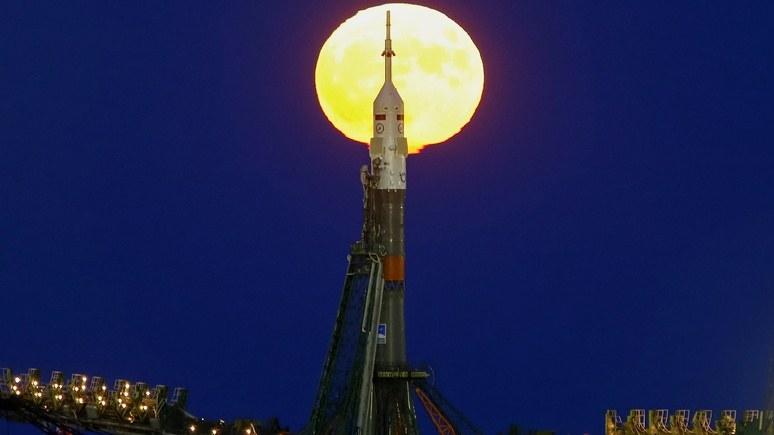 Daily Mail узнала о планах Москвы по покорению Луны