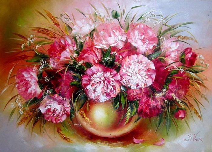 художник Екатерина Сенив картины – 30