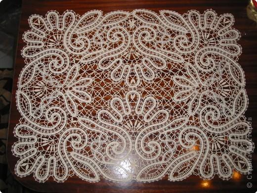 Интерьер Плетение на коклюшках: вологодское кружево Кружево. Фото 5