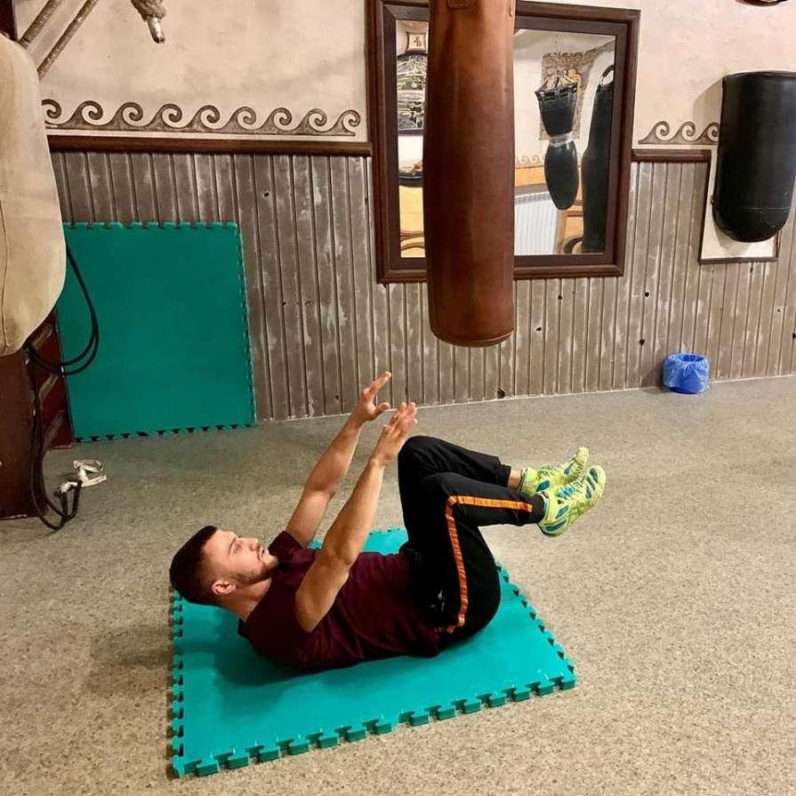 Ломаченко вернулся к трениро…