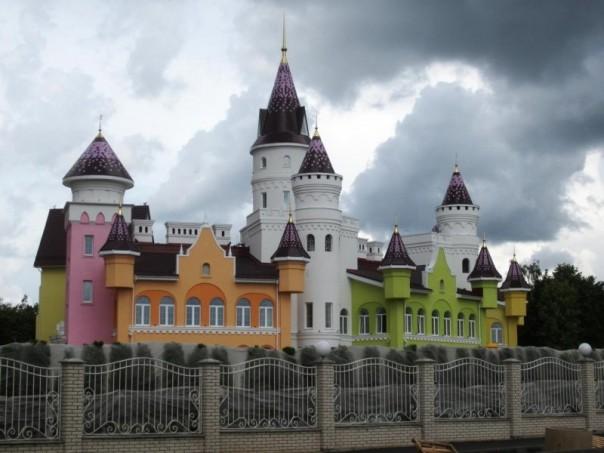«Сказочный» «Замок детства» …