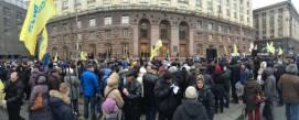 Киевляне: «Россию надо наказать, но кто ее накажет»