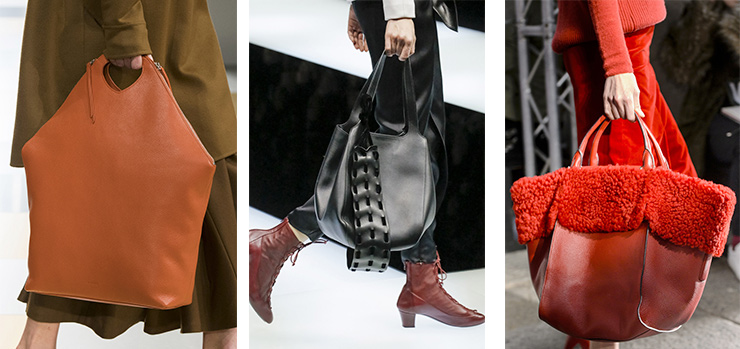 Лучшие сумки-шопперы 2017