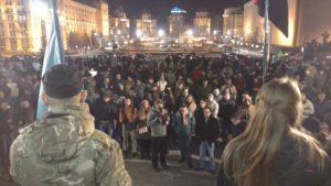 Озвучен план действий по свержению режима Порошенко,- Штаб блокады