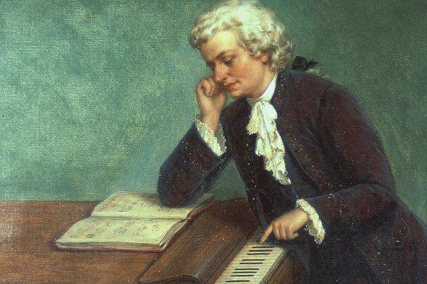 """День одного произведения. Моцарт """"Реквием"""""""