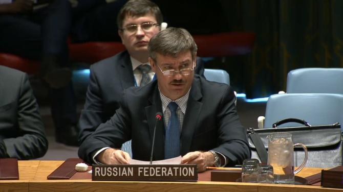 Показал себя в деле: Заменивший Чуркина новый постпред РФ в ООН Ильичев проявил настоящий профессионализм