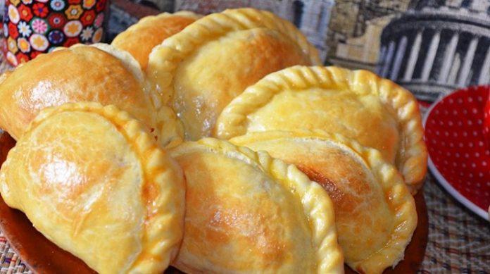 Самые вкусные пирожки с мясом и картофелем!