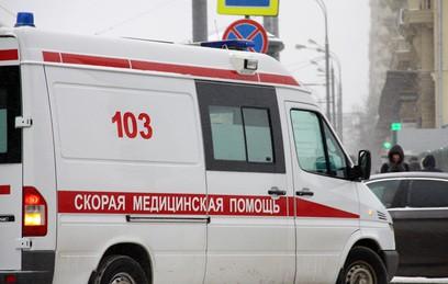 Водитель иномарки в Кузбассе сбил пенсионерку с четырьмя детьми