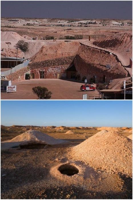 Некоторые «врата города» выглядят именно так (Кубер-Педи, Австралия). ¦ Фото: goroda-mira.com.