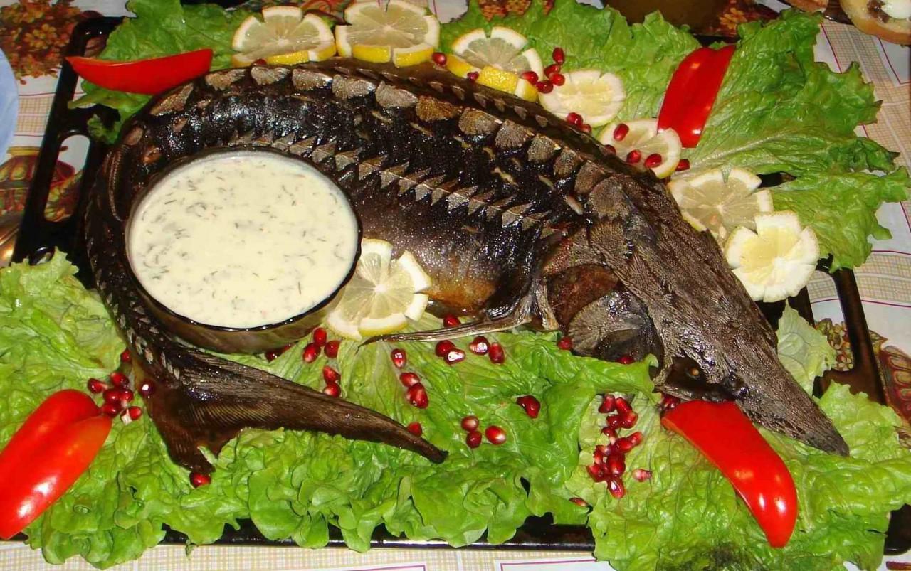 СКОРО НОВЫЙ ГОД! Подборка горячих блюд и рыбы и морепродуктов