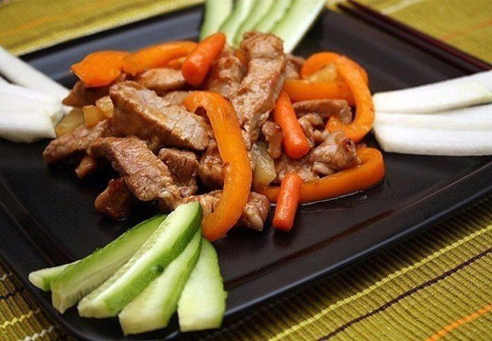 Свинина по-китайски — для любителей чего-то экзотического