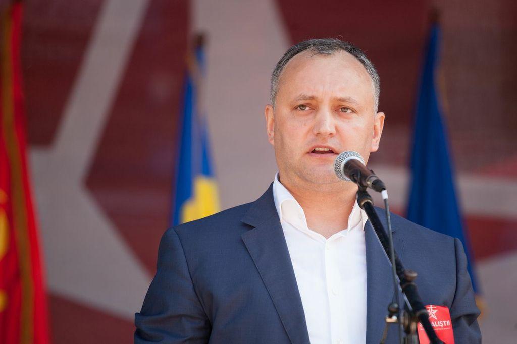 Президент Молдавии обсудил свой предстоящий визит в Москву
