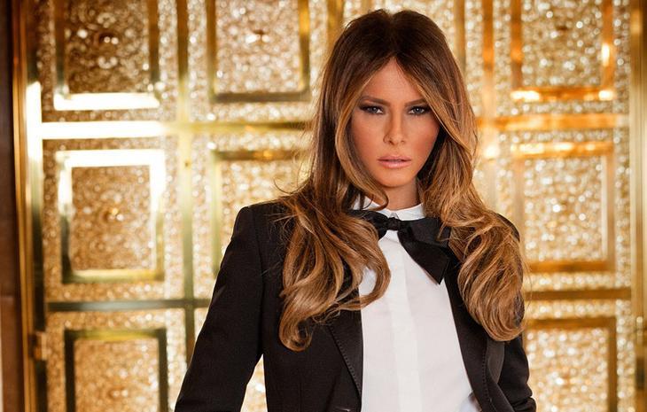Как повторить макияж Мелании Трамп?