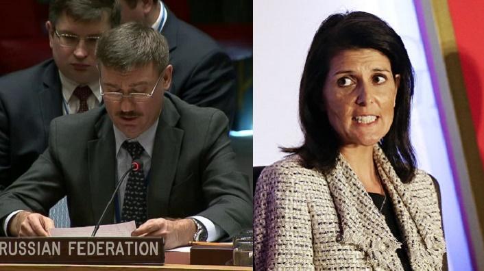Россия доказала в ООН правомерность признания документов жителей ДНР и ЛНР
