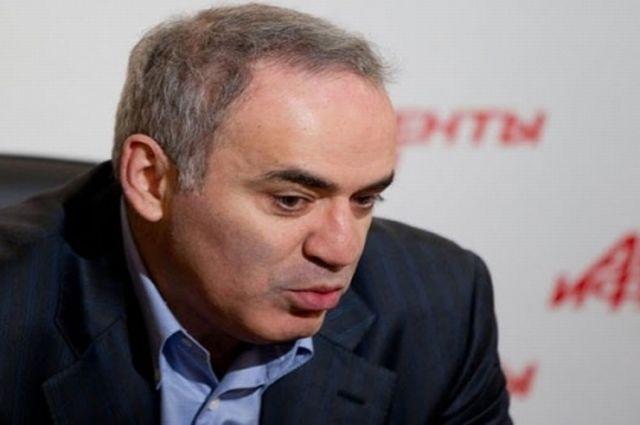 Каспаров стал восьмым в быстрых шахматах на своем первом за годы турнире