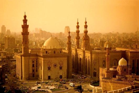 Египет. Мечеть в Каире