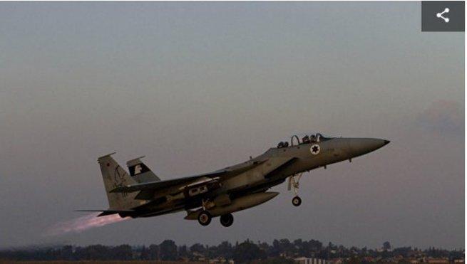 Израиль пригрозил уничтожать комплексы ПВО Сирии при атаках на его самолеты