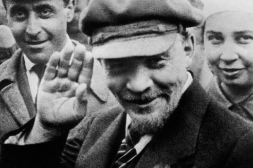 Возвращение утраченного Ленина?