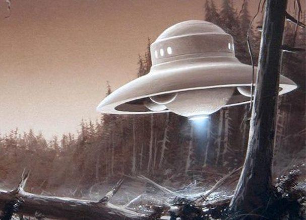 Наблюдение НЛО и контакты с пришельцами в закрытом городе Сарове