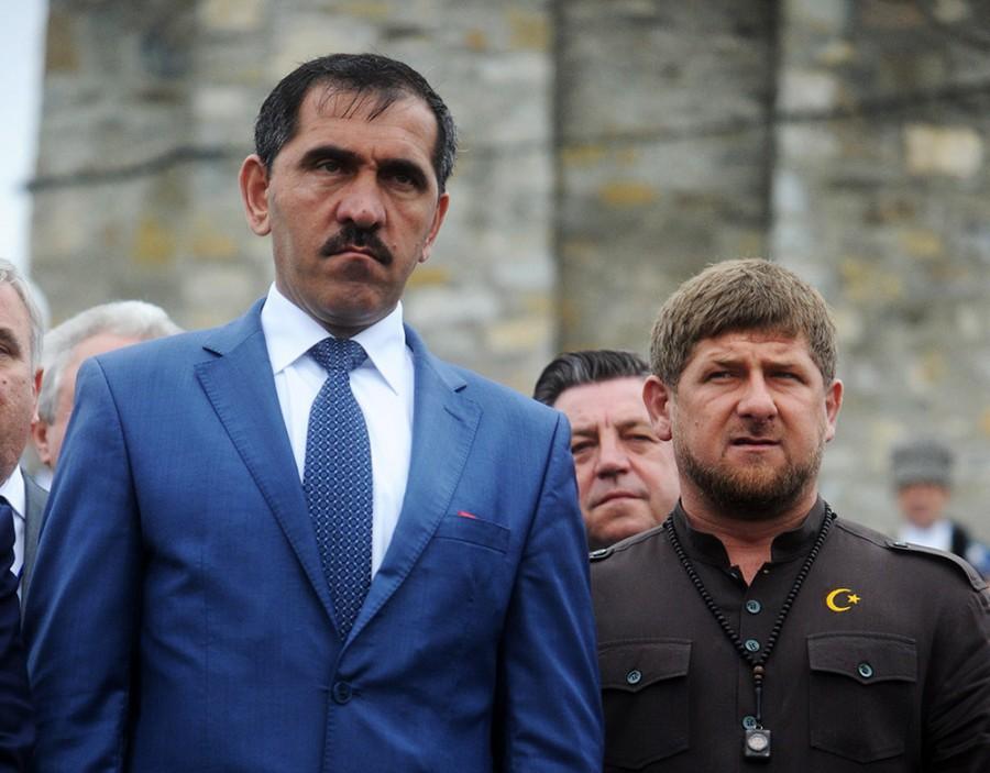 Кадыров и Евкуров против Сталина