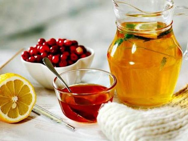 Натуральные средства против простуды