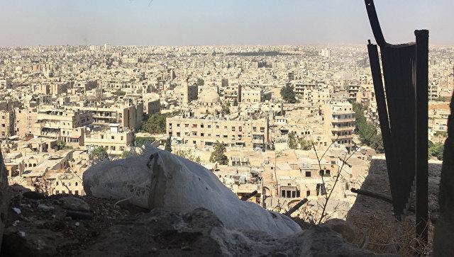 Новости Сирии. Сегодня 1 октября 2016