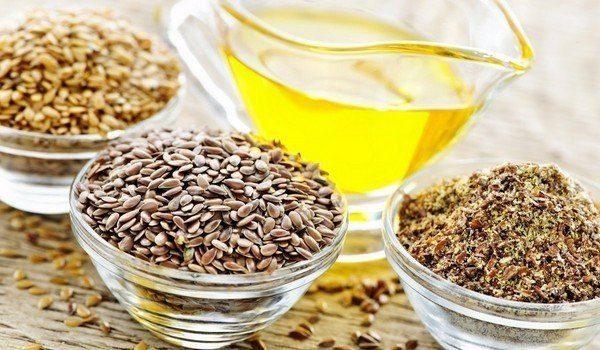 Удивительные свойства льняного масла