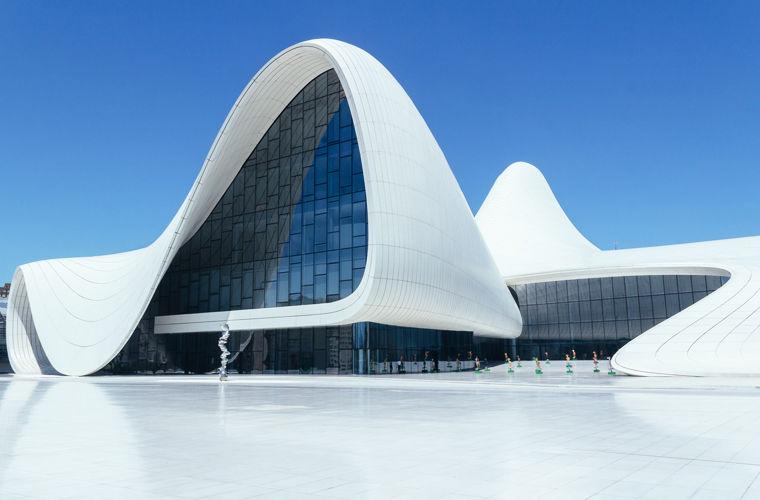 Баку: город огня