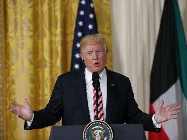 Дональд Трамп сделал госдолг США безлимитным