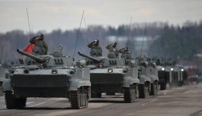 Чем опасны новейшие машины российских десантников